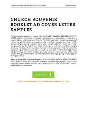marketing cover letter exles forms and templates