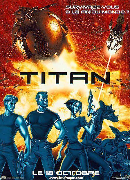 titan ae film  allocine