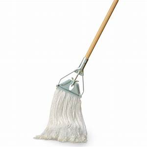 This Mop with Steel Rod is helpful in cleaning up the ...