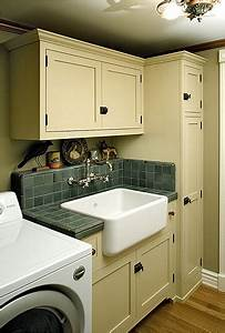 Interior Design Tips  Laundry Room Cabinets  Laundry Room