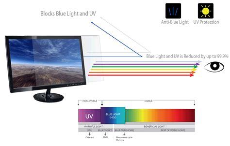 monitor blue light filter anti blue light screen filter for 19 inch led lcd