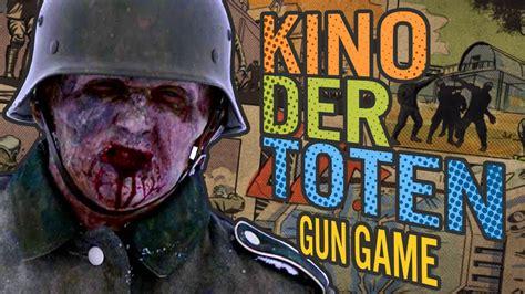 gun game zombies zombie games duty call kino toten der