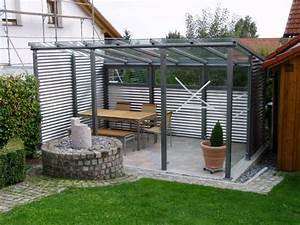 Alu Carport Mit Glasdach : carport ~ Frokenaadalensverden.com Haus und Dekorationen