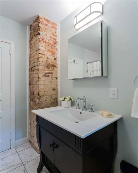 1940s Bathroom Sink by The Charm Of Vintage Bathrooms From 1940s Interior