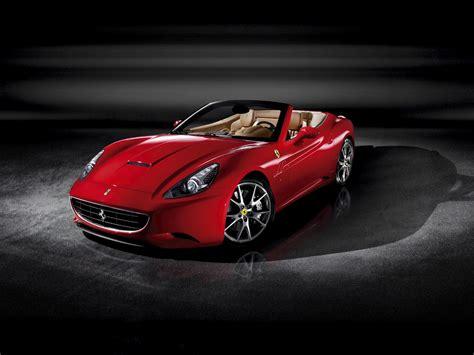 Opulent Wheeling Ferrari California