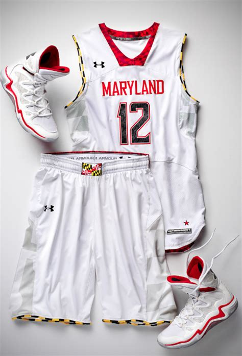 armour  maryland white ops uniforms  game