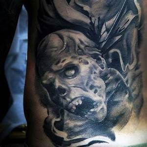 Collection of 25+ Full Sleeve Demon Tattoos