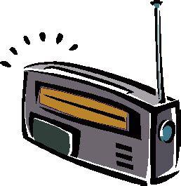 Radio Clipart Clip Clip Radio 827438