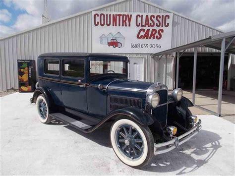 1929 Essex Super Six For Sale  Classiccarscom Cc938742