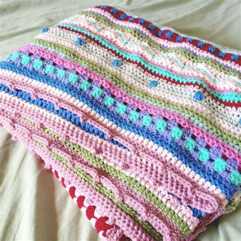 mes favoris tricot crochet mod 232 le gratuit un plaid color 233 au crochet