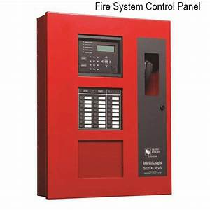 Fire Alarm System Control Panel At Rs 2500   Piece