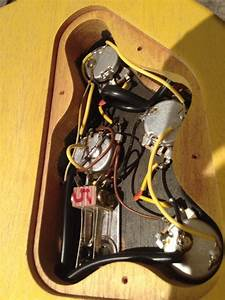 2003 Gibson Les Paul Special Odd Wiring