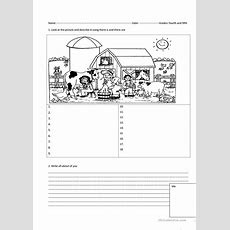 Test About There Is There Are Worksheet  Free Esl Printable Worksheets Made By Teachers