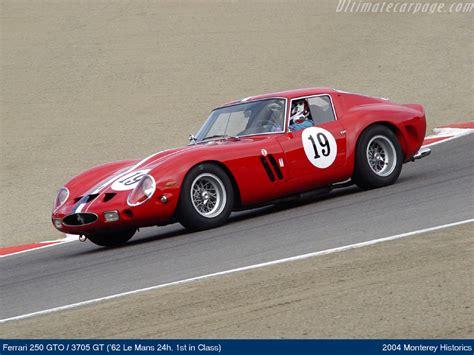 1962 Ferrari 250 Gto Engine