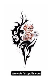 Warrior Symbol Tattoos