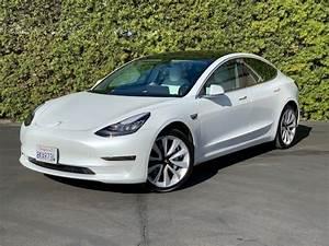 2019 Tesla Model 3 Standard Range Plus -$626 per month 15k miles per Year (White/White ...