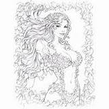 Ivy Poison Coloring sketch template