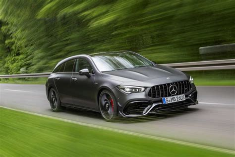Now that crossovers are all the rage in america, we don't get hot wagons like this cla 45 s. Flipboard: Mercedes-AMG CLA 45 Shooting Brake revealed