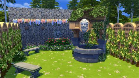 sims  stuff pack review romantic garden brings