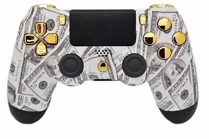 Money Ps4 Controller Side
