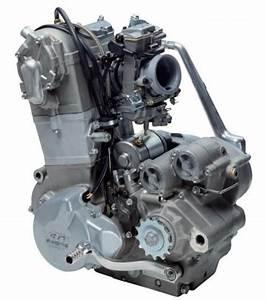 Ktm 250 400 520 525 Engine Repair Manual 2004