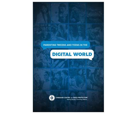 order materials parenting tweens  teens   digital