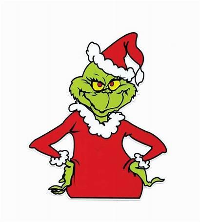 Grinch Christmas Clipart Stole Clip Seuss Dr