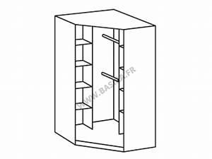 Armoire D Angle : armoire d 39 angle imago chene ~ Teatrodelosmanantiales.com Idées de Décoration