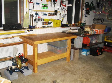 Cool Garage Workbench Ideas And Plans  Best House Design