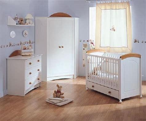 chambre bébé blanche pas cher chambre bebe pas cher