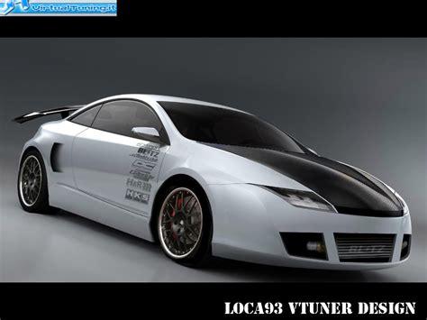 Renault Laguna Coup Concept By Loca93 Virtualtuning