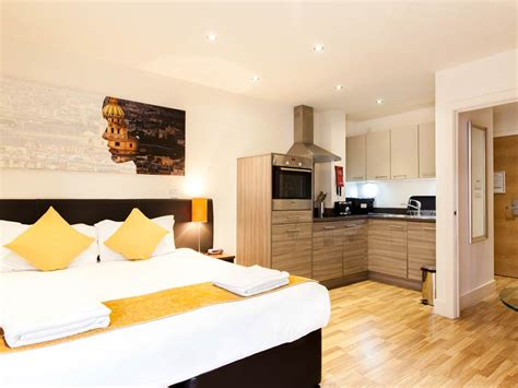 Staycity Serviced Apartments West End Edinburgh
