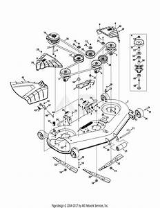 Troy Bilt 17bdcacw066 Mustang 54 Xp  2015  Parts Diagram