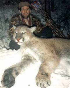 Washington Cougar Hunting WA Guides Outfitters Guided ...