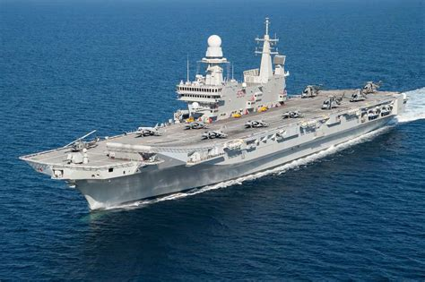 "Italian Aircraft Carrier by ""Mistake"" in Slovenian Waters"