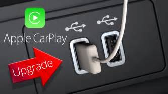 Can You Add A Usb To A Car Stereo - apple carplay upgrade for sync 174 3 ford vehicles