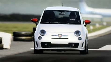 Fiat Abarth Top Gear by Top Gear Test Track Fiat 500 Abarth
