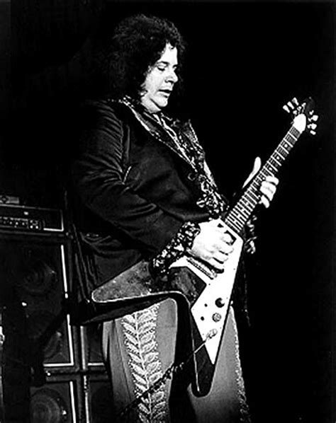 Leslie West's flying V