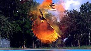 Beautiful Super Slow Motion Skateboarding Color Explosions ...