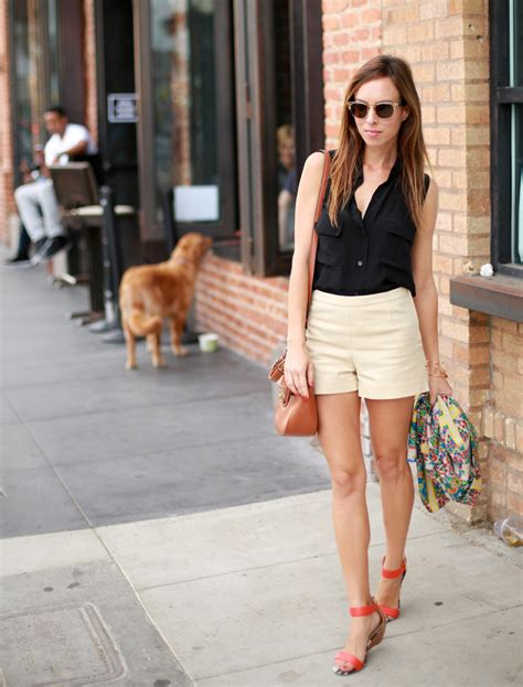 Casual Ways to Wear Summer Shorts u2013 Designers Outfits Collection