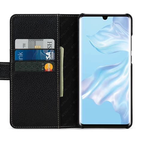 huawei p pro cover talis  card holder  leather