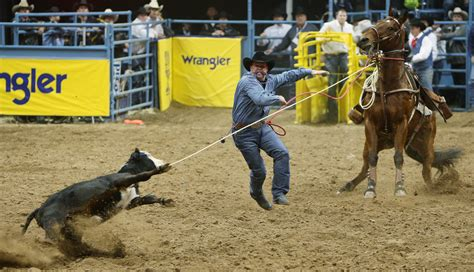 Three area cowboys set to compete at National Finals Rodeo