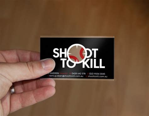 Shoot to Kill | Brands of the World™
