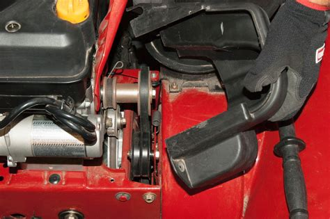 replace  snowblower fuel filter sears partsdirect