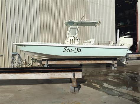 Everglades Bay Boats For Sale by 2004 Everglades 243 Bay Power New And Used Boats For Sale