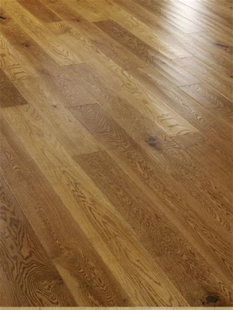 rural oak hand scraped lacquered engineered wooden flooring