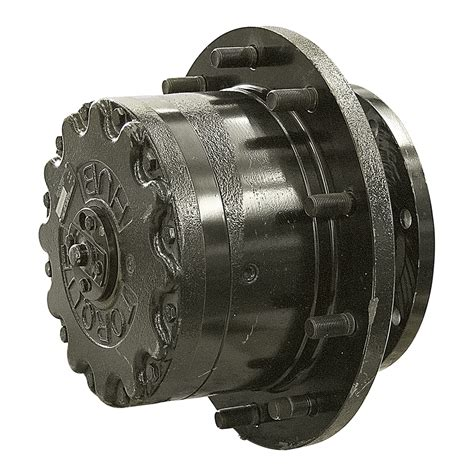 fairfield mfg final wheel drive  wo motor shaft coupler torque hubs hydraulic