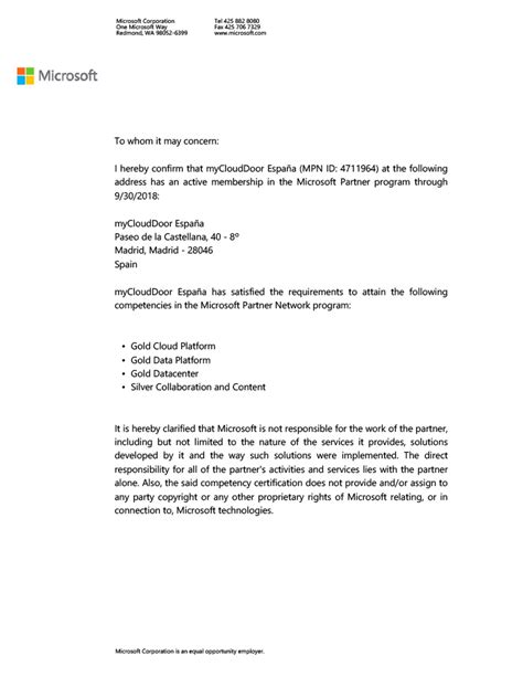 Microsoft & myCloudDoor: Gold Data Platform   myCloudDoor