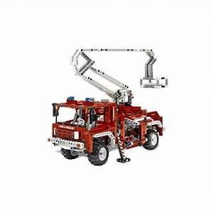 Lego Technic Camion : lego technic 8289 cami n de bomberos fm movies toys ~ Nature-et-papiers.com Idées de Décoration