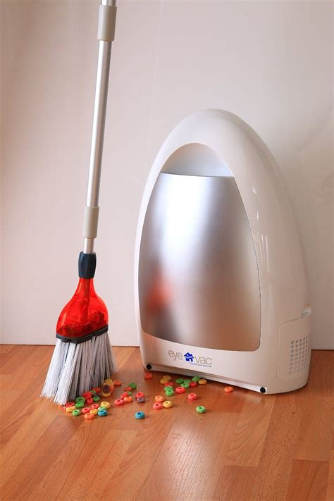 Kitchen Floor Vacuum by Smart Touchless Vacuum By Eye Vac Tech Products And